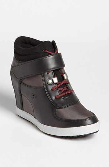 readyforfall Lacoste 'Berdine' Sneaker (Women) | Nordstrom