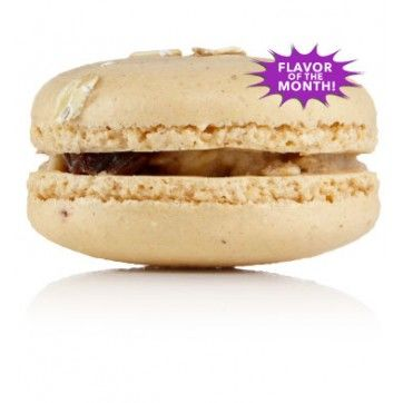 Oatmeal Raisin Macarons: Toasted oats, brown sugar, cinnamon and ...