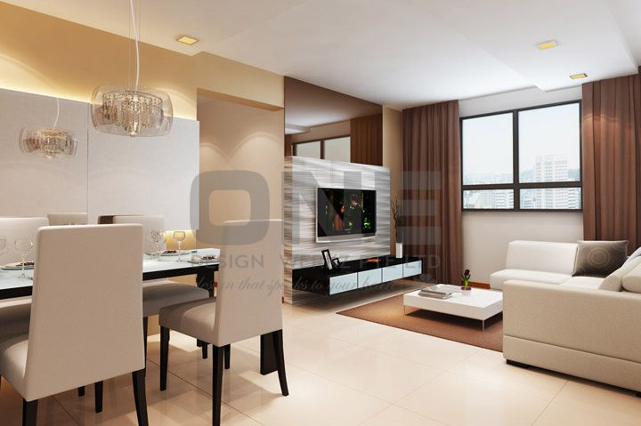 Hdb flats interior design home decor living space pinterest