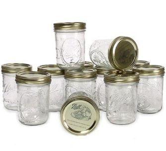 Mason jar coupons