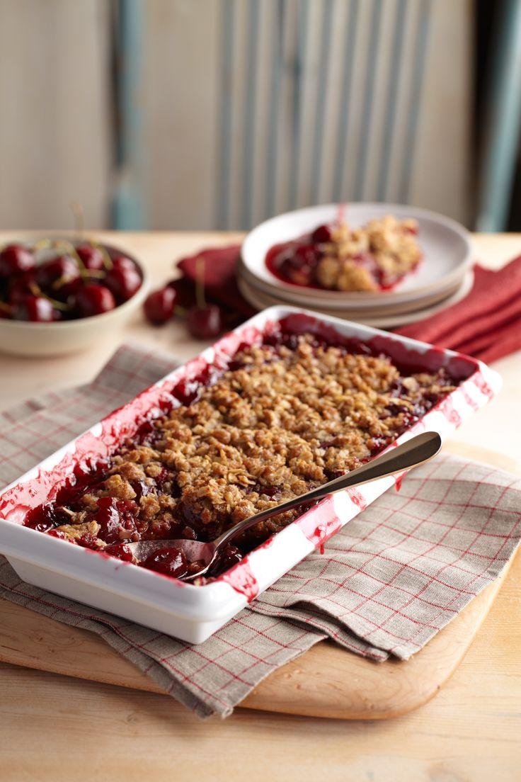 baked crisp | Sweet Treats | Pinterest