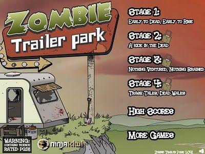 Trailer park pictures redneck versus zombies zombie trailer park