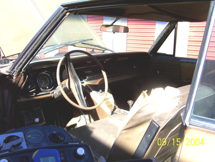 Gran Sport Parts Car Interior 1965 Buick Riviera A Few Other Rivs