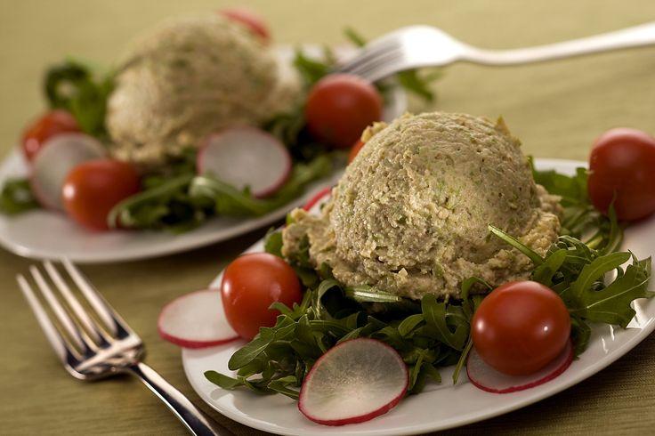 Vegetarian chopped liver | Recipe