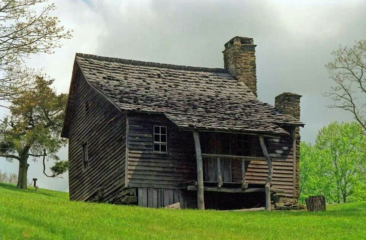 1800s Cabin The Clearing Pinterest