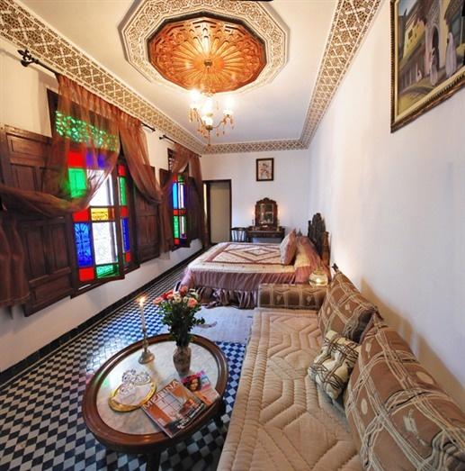 Riad Dar Chrifa in Fez, Morocco