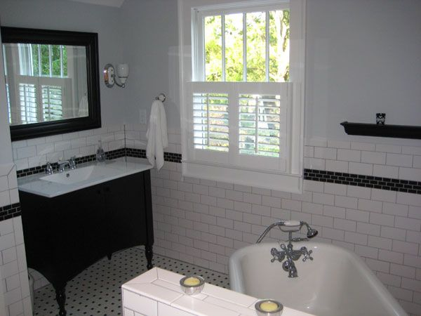 Modern Vintage Bathroom New Powder Room Ideas Pinterest
