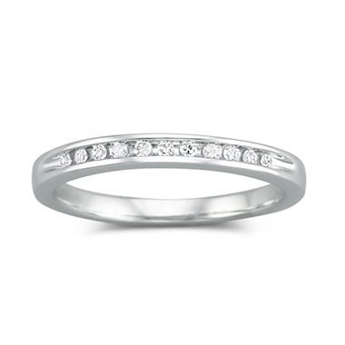 "Said Yesâ""¢ 110 CT. T.W. Diamond Wedding Band - jcpenney"
