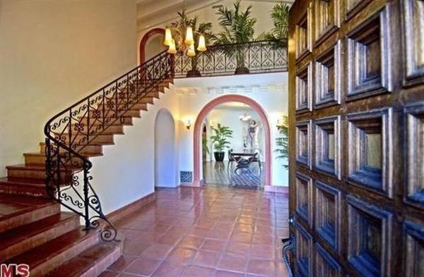 Spanish Villa Entrance Interior Design Ideas Pinterest