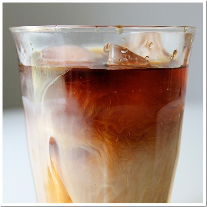 Cold brewed coffee! | coffee beans & cup | Pinterest