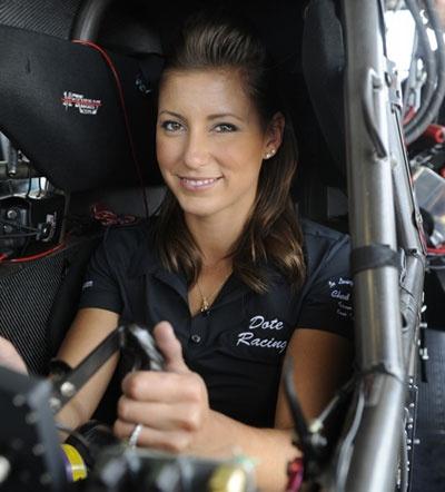 leah pruett female racecar drivers pinterest
