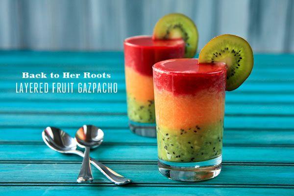 Mango Gazpacho with Quick Pickled Shrimp Plus 5 Fruity Recipes ...