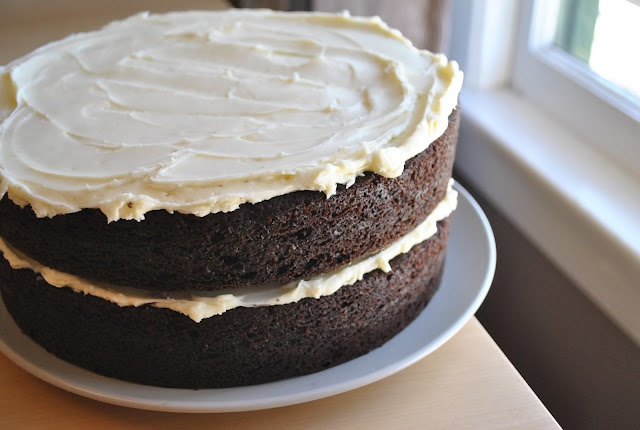 Mexican chocolate vegan cake from Seaweed Snacks. Adding this to the ...