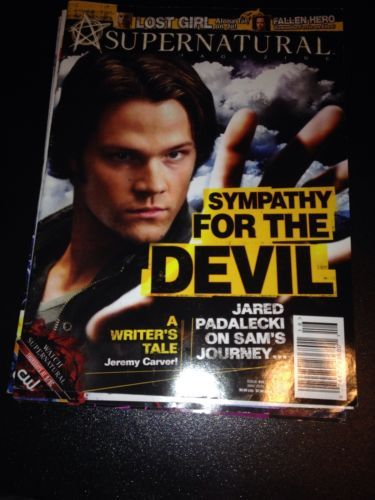 Supernatural Magazine Issue #16