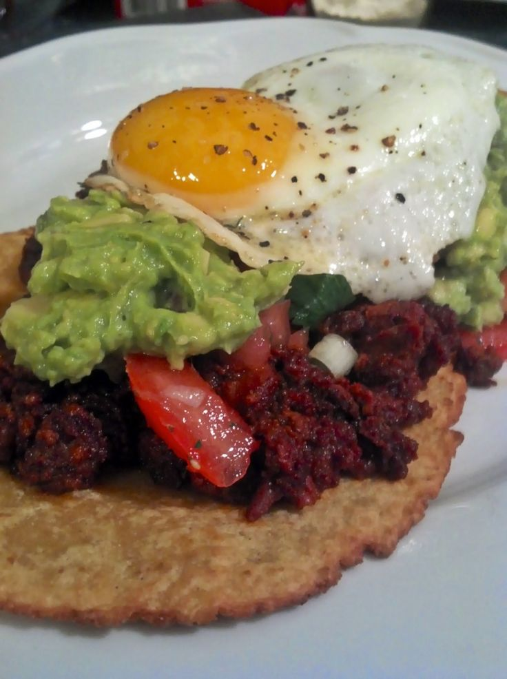 Loving Brunch ~ Chorizo Huevos Rancheros | Breakfast | Pinterest