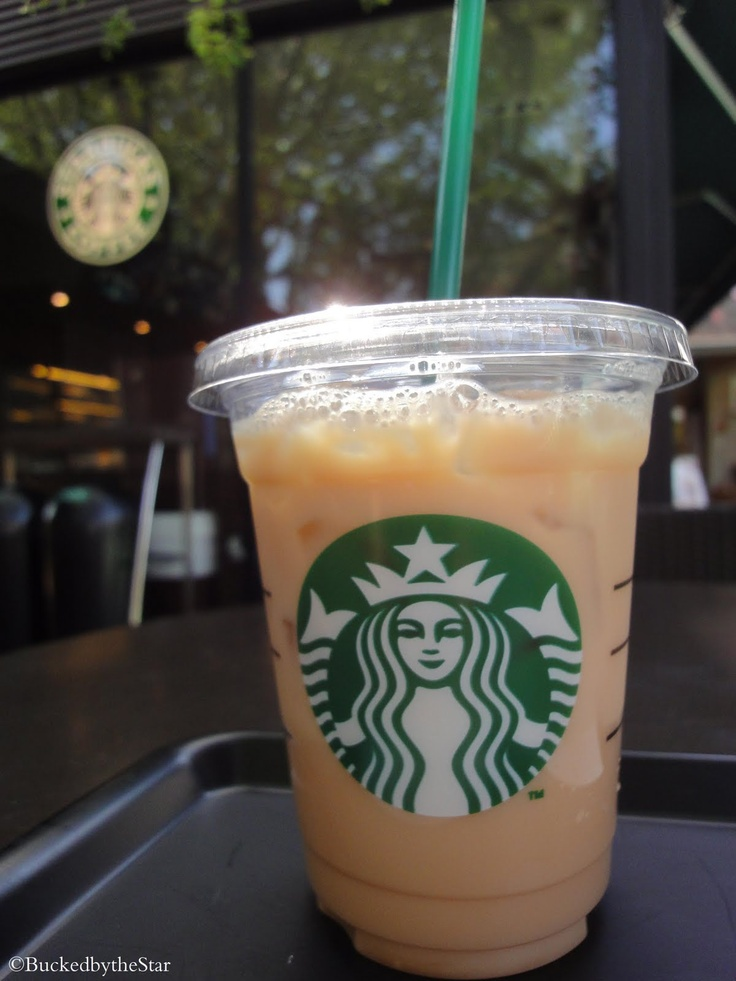 Starbucks Iced Chai Tea Latte!! | Products I love | Pinterest