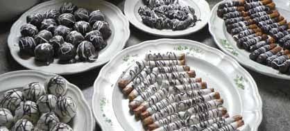 Chevre truffles | SW Can Eat It!! | Pinterest