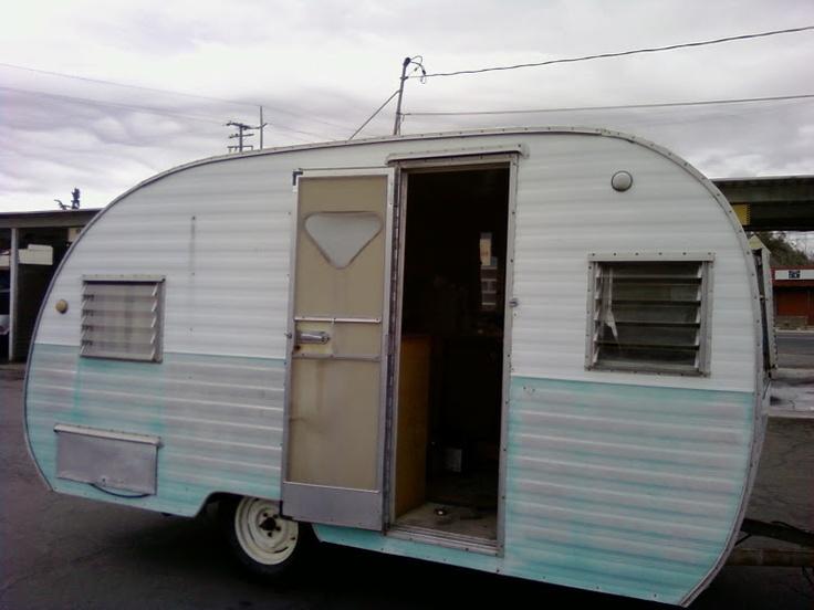 1962 mobile scout restoration trailer wishes pinterest. Black Bedroom Furniture Sets. Home Design Ideas