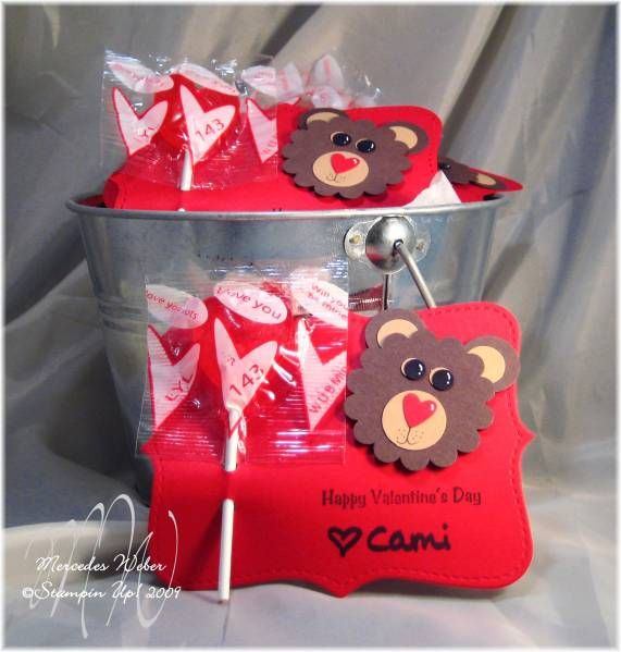 teddy grahams valentine day
