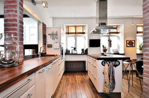 El post de las cocinas p gina 34 vogue - Cocinas acogedoras ...