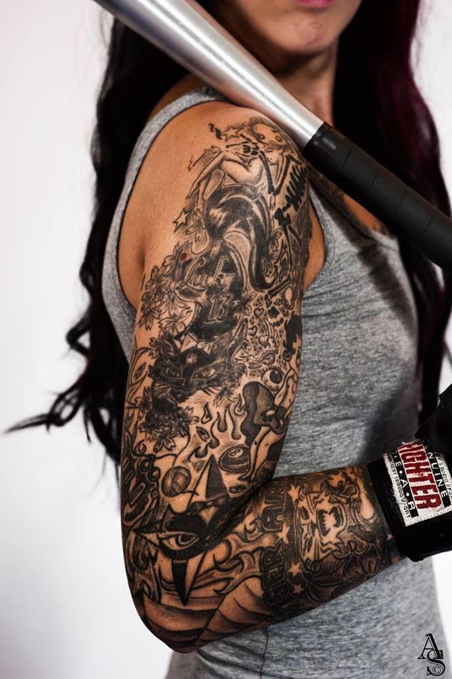 Tattoo | Feminina | Braço