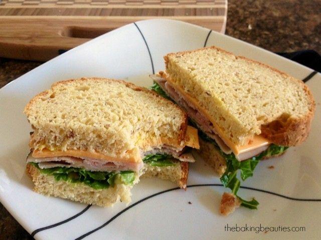 Gluten Free Millet Sandwich Bread   The Baking Beauties