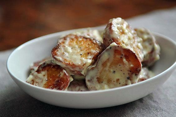 Spanish Roasted Potato Salad | For my FOODIES!! | Pinterest