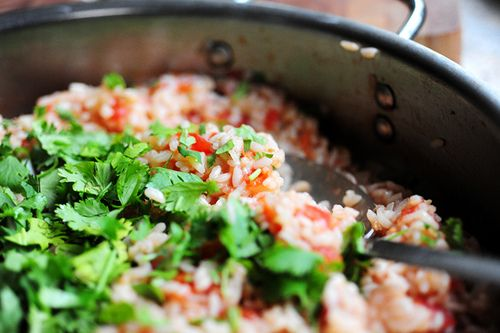 Basic Mexican Rice | Recipe