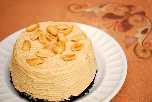 PEANUT BUTTER MINI CAKES | BUNDT CAKES | Pinterest