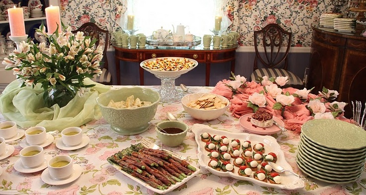 Ladies brunch craft ideas and diy projects pinterest
