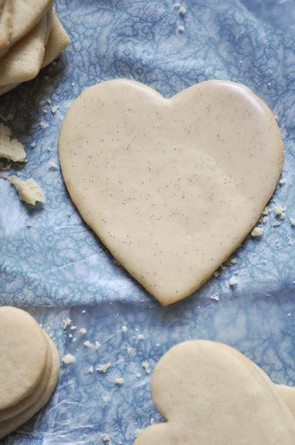 Vanilla Bean Sugar Cookies | The Great Cookie Exchange | Pinterest