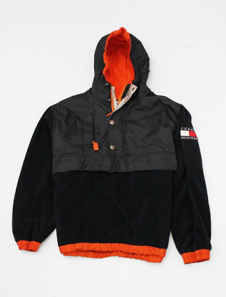 tommy hilfiger 1990 39 s vintage jacket tommy hilfiger pinterest. Black Bedroom Furniture Sets. Home Design Ideas