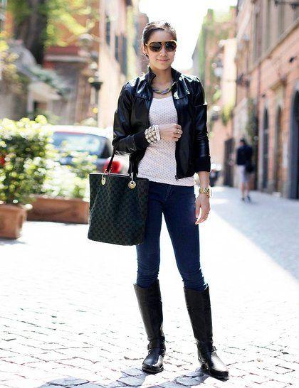 Rome Street Style Elle Uk Easy Style Rome Pinterest
