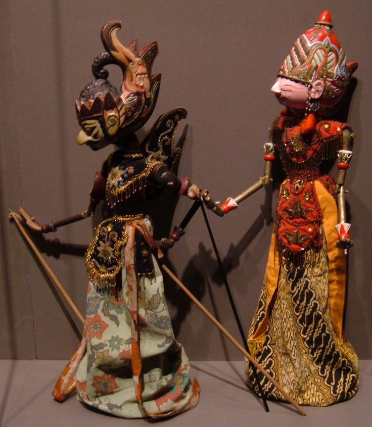 Indonesian shadow puppets art pinterest - Artesania de indonesia ...