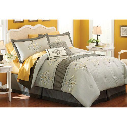 Better Homes And Gardens Fleur De Lis Bedding Comforter Set