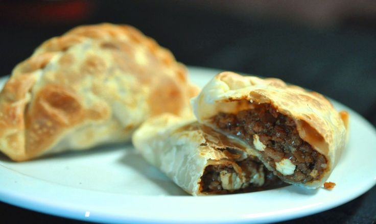 "Argentine ""Beef"" Empanadas /by VEGANsta #vegan #recipe"