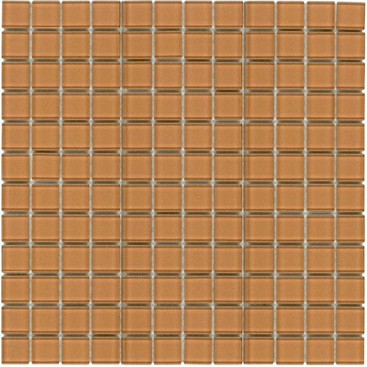 mineral tiles glass mosaic tile backsplash copper 1x1 http