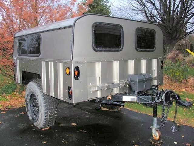 Elegant Military Campers For Sale Military Trailer Camper