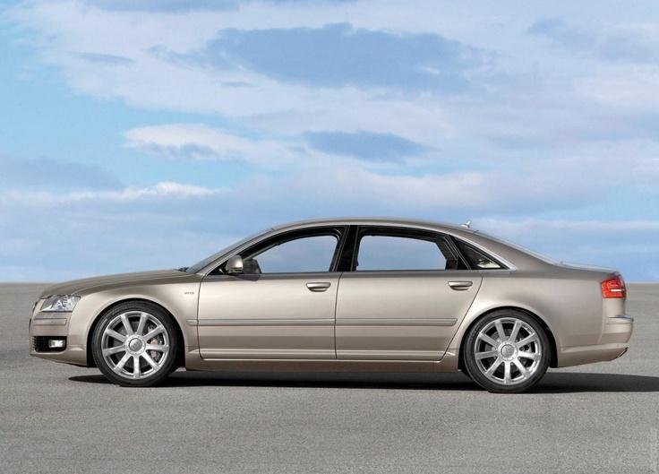 2008 Audi A8l W12 Quattro