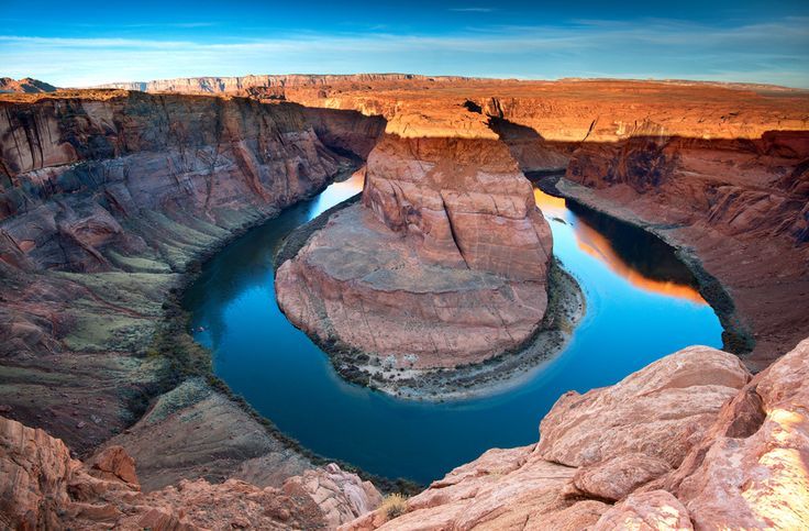 Horseshoe Bend by Ryan Engstrom, via 500px