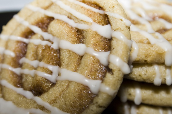 Cinnamon Roll Cookies | Recipes - Desserts | Pinterest