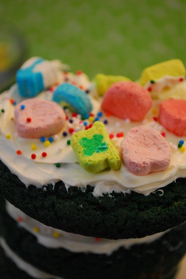 lucky green velvet baby cakes recipes dishmaps pics photos baby lucky ...