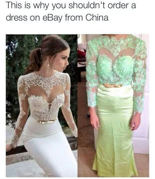 These Online Shopping Fails Will Crack You The F Up - Size Matters ...