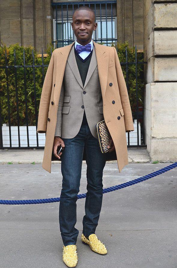 Paris Fashion Week Fw 2012 Men 39 S Street Style Pinterest