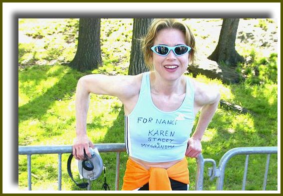 Renee Zellweger uses running to keep herself sane while maintaining a ...