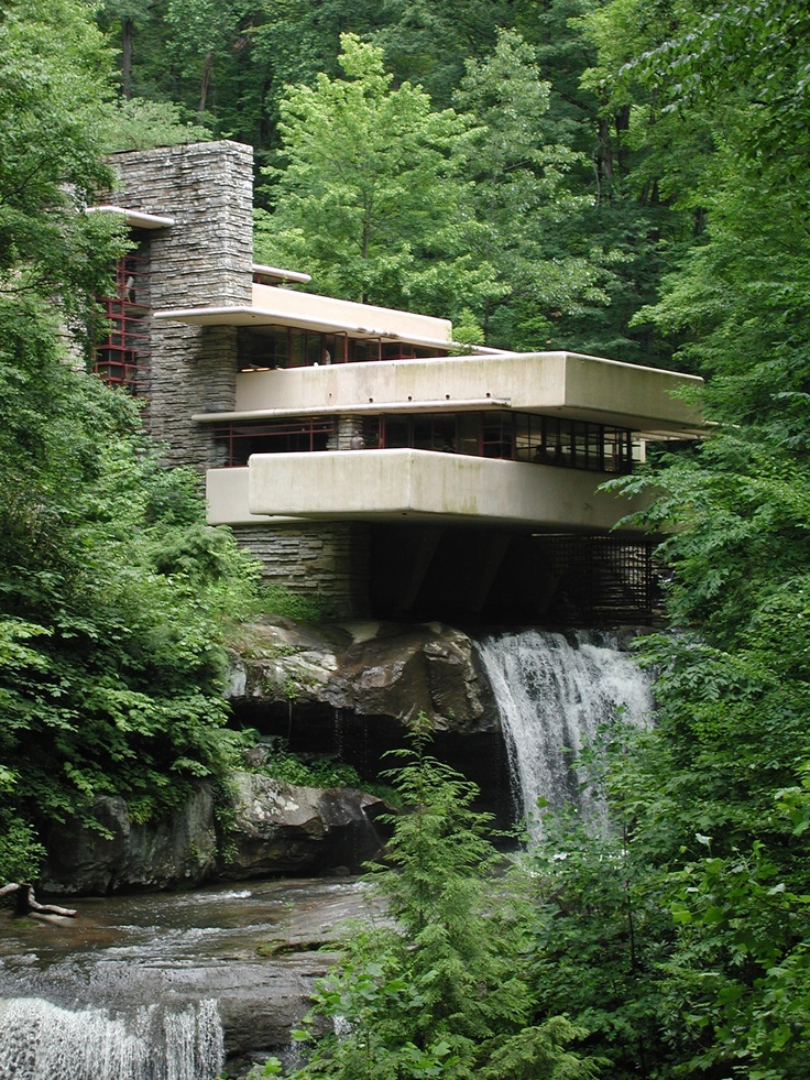 Falling Water Pennsylvania Commercial Architecture
