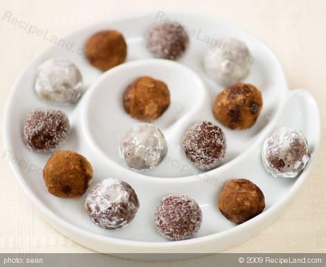 No Bake Rum Balls | Recipe