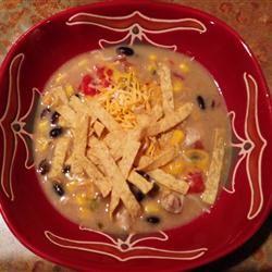 Delicious 6 Can Chicken Tortilla Soup Allrecipes.com