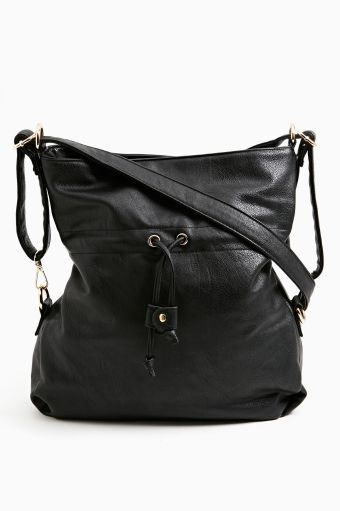 Zenith Leather Crossbody Bag 78