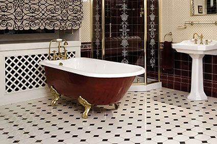 Luxury Victorian Bathroom Tiles  EBay